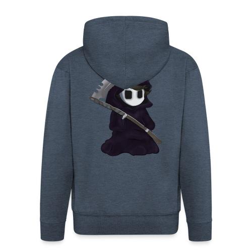 Death's Proxy - Men's Premium Hooded Jacket