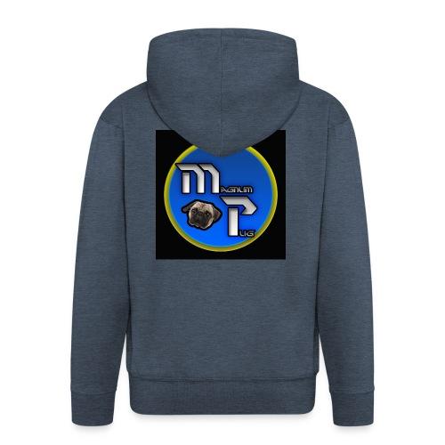 MagnumPug channel - Men's Premium Hooded Jacket