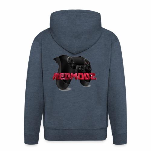 RedMoDz - Männer Premium Kapuzenjacke