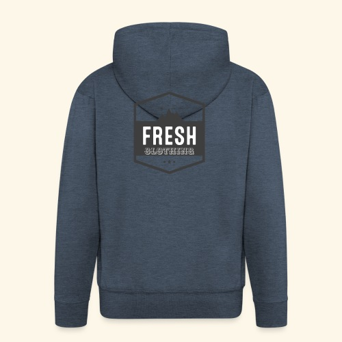 fresh - Men's Premium Hooded Jacket