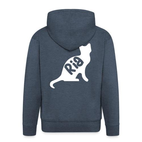 Team Ria Cat - Men's Premium Hooded Jacket
