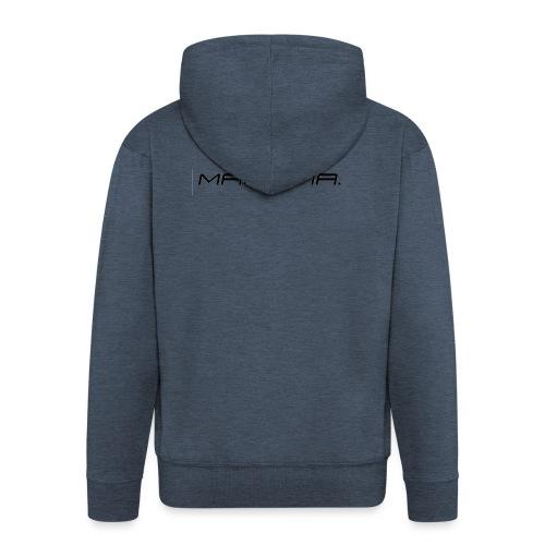 martinamerchlogo2 - Mannenjack Premium met capuchon