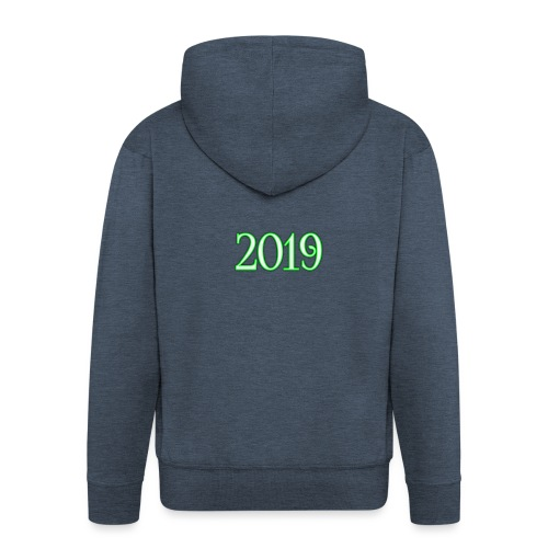 2019 - Men's Premium Hooded Jacket