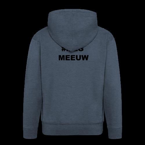 MLG MEEUW - Mannenjack Premium met capuchon