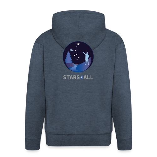 Stars4All - Men's Premium Hooded Jacket