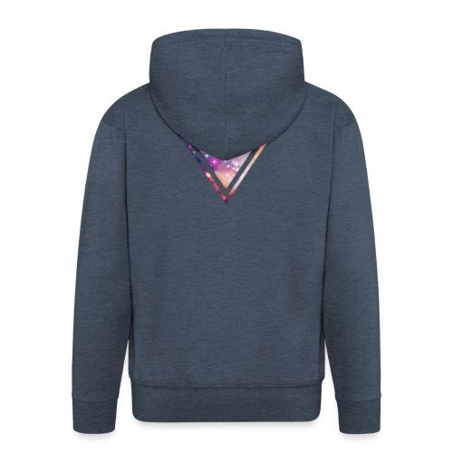 Legendary_Gamer - Men's Premium Hooded Jacket