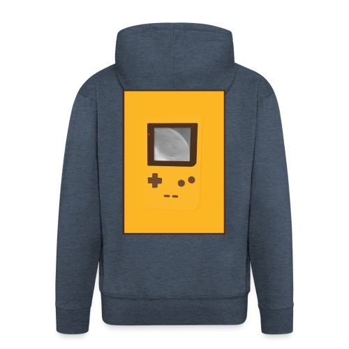 Game Boy Nostalgi - Laurids B Design - Herre premium hættejakke