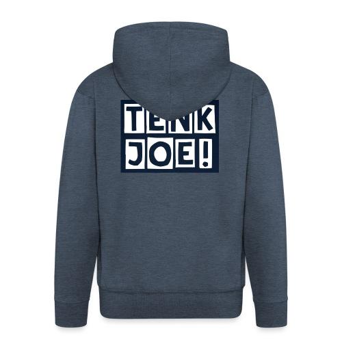 Tenkjoe - Veste à capuche Premium Homme