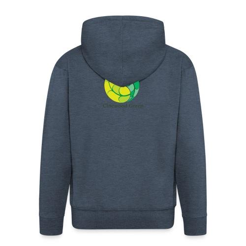 Cinewood Green - Men's Premium Hooded Jacket