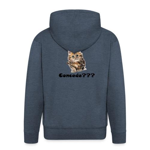 Concede kitty - Premium Hettejakke for menn
