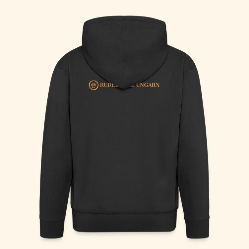 Rudelhilfe Logo - Männer Premium Kapuzenjacke