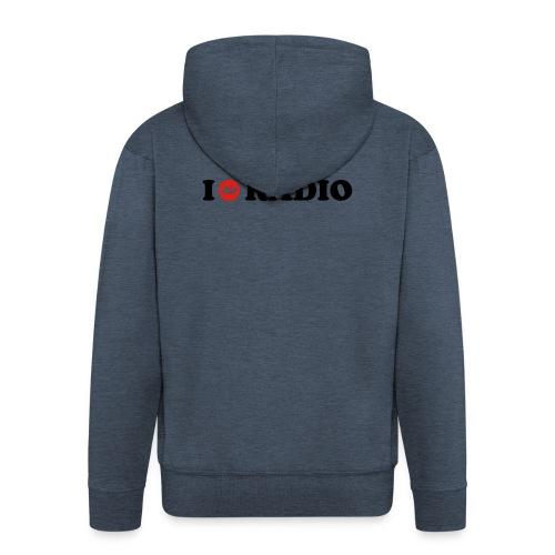 Camiseta I Air Radio Mujer - Chaqueta con capucha premium hombre