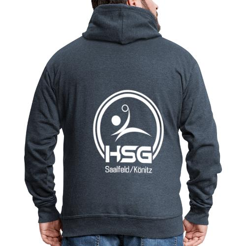 Logo HSG Saalfeld Koenitz - Männer Premium Kapuzenjacke