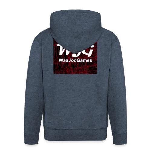 T-shirt WJG logo - Mannenjack Premium met capuchon