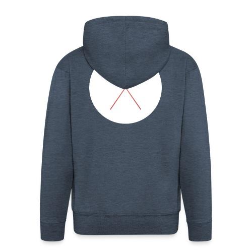 x design - Men's Premium Hooded Jacket