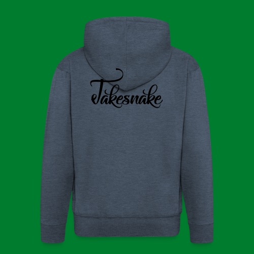 Untitled-1 - Men's Premium Hooded Jacket