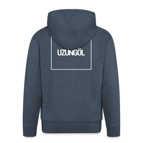 Trabzon Uzungöl - Männer Premium Kapuzenjacke
