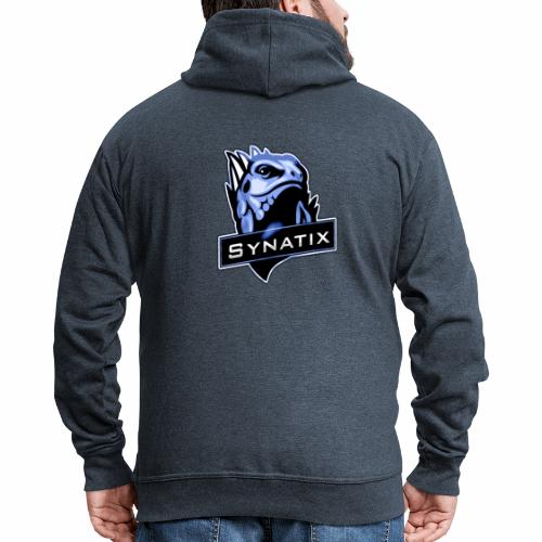 Team Synatix - Männer Premium Kapuzenjacke