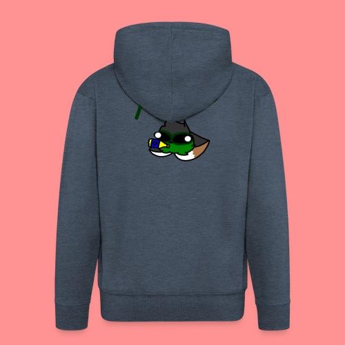 Le Avocado - Men's Premium Hooded Jacket