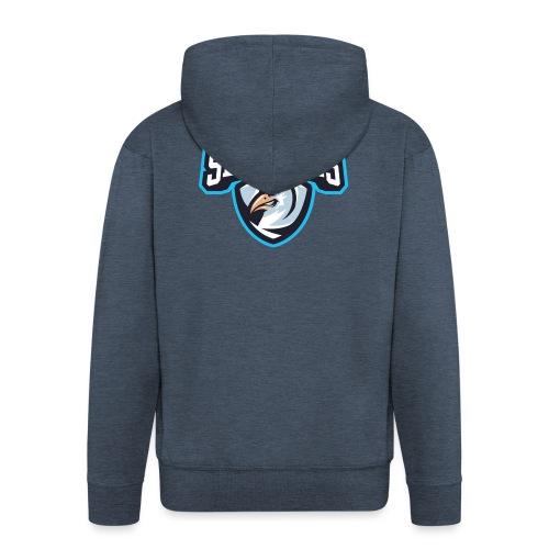 Seagulls eSports - Männer Premium Kapuzenjacke