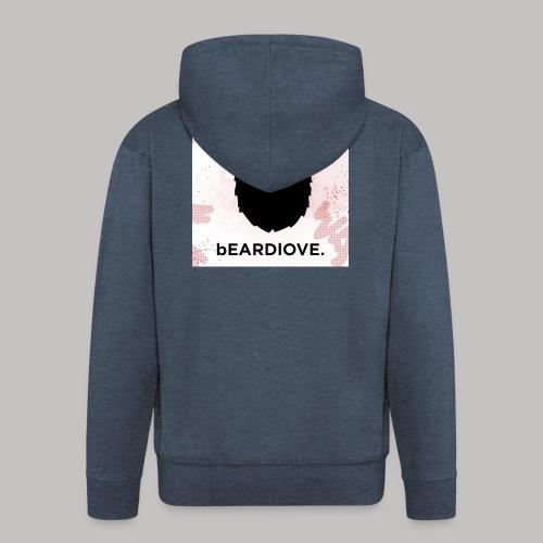 BeardLove - Männer Premium Kapuzenjacke