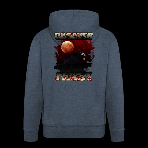 cadaver Feast - Men's Premium Hooded Jacket