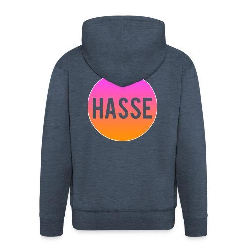 Rund Hasse - Premium-Luvjacka herr