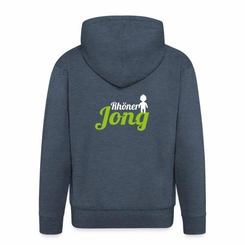 Rhöner Jong - Shirt für echte Rhöner Jungs - Männer Premium Kapuzenjacke