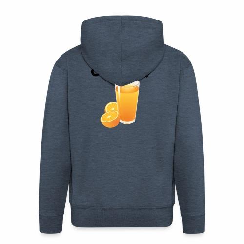 O'Saft is! - Männer Premium Kapuzenjacke