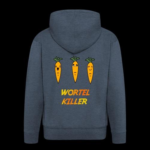 Wortel Killer [Teenager Premium T-Shirt] - Mannenjack Premium met capuchon