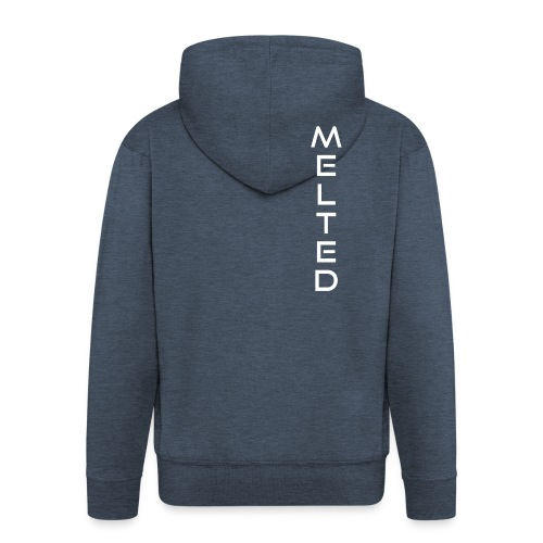 MELTED - Vertical 2.0 - Chaqueta con capucha premium hombre