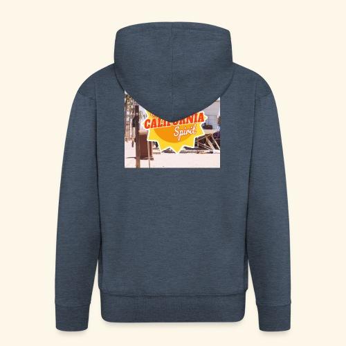 Los Angeles - Veste à capuche Premium Homme