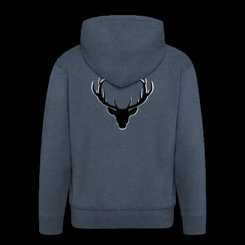 Deer - Veste à capuche Premium Homme