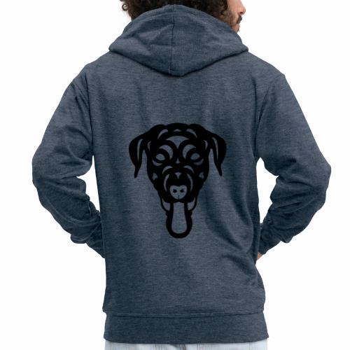 Labrador Dorianna - Männer Premium Kapuzenjacke