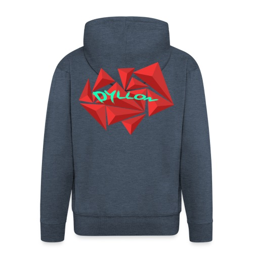 dyllon - Men's Premium Hooded Jacket