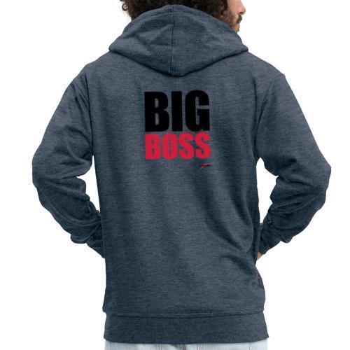 Big Boss - Veste à capuche Premium Homme