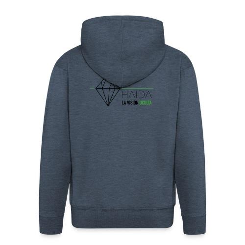 Haida - Chaqueta con capucha premium hombre