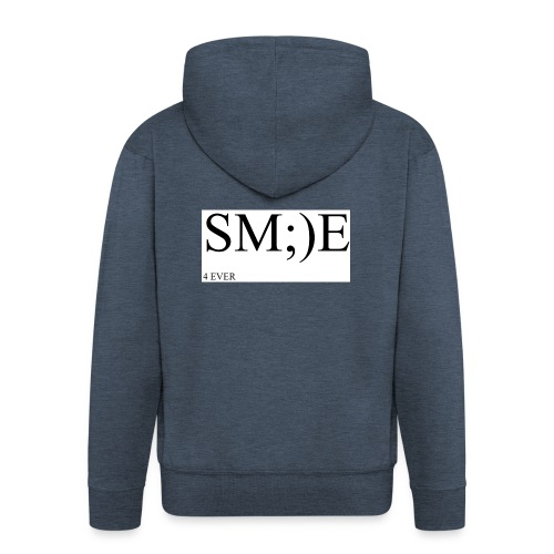 SM;)E 4 EVER - Men's Premium Hooded Jacket