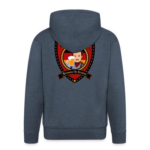 Hermann the German - Men's Premium Hooded Jacket