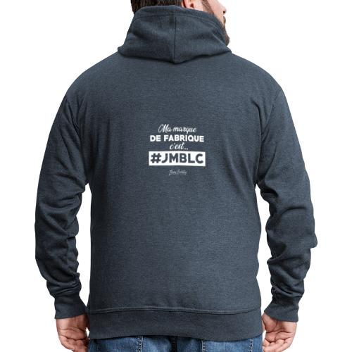 Ma marque de fabrique - Veste à capuche Premium Homme