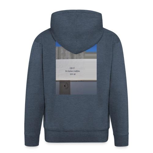 thewall jpg - Veste à capuche Premium Homme