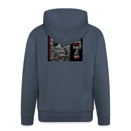 037 No te duermas - Chaqueta con capucha premium hombre