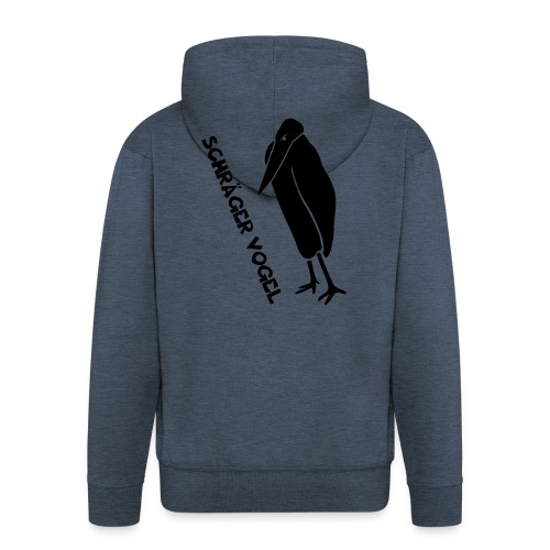 vogel - Men's Premium Hooded Jacket