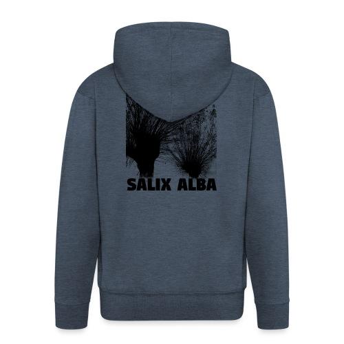 salix albla - Men's Premium Hooded Jacket