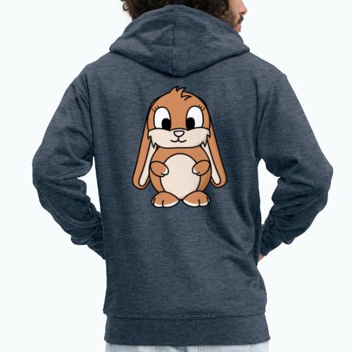 Lily Bunny - Appelsin - Premium-Luvjacka herr