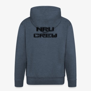 NRU Crew - Men's Premium Hooded Jacket