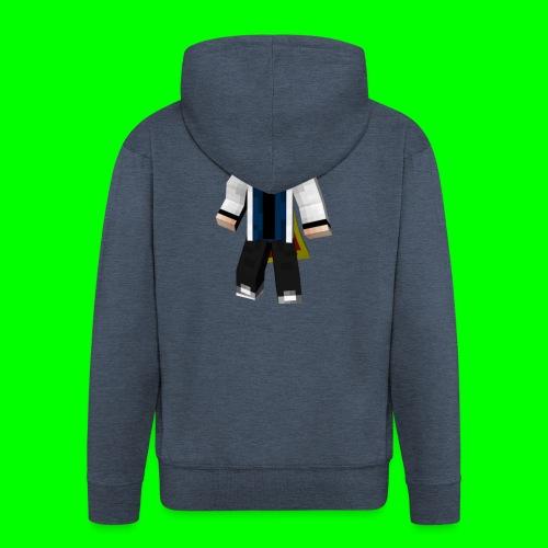 Sweat à Capuche avec Logo - Veste à capuche Premium Homme