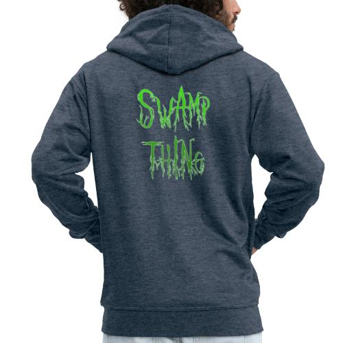 Swamp thing - Men's Premium Hooded Jacket