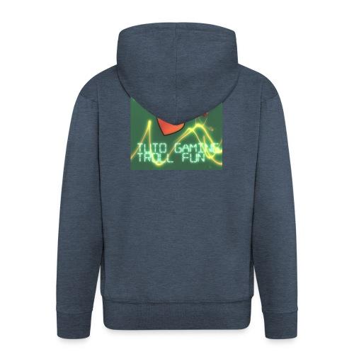 WLK70 T-shirt Spetial - Veste à capuche Premium Homme