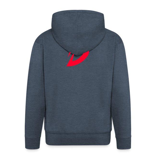 Destra Logo by Atelier render red